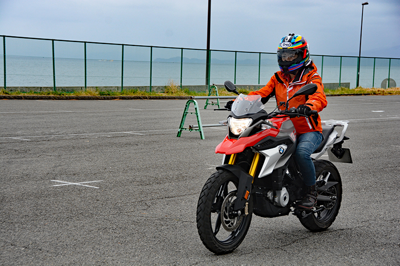 輸入二輪車試乗会 TEST RIDE EVENT IN OISO part.1