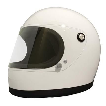 山城謹製 YKH-001 レトロフルフェイスヘルメット