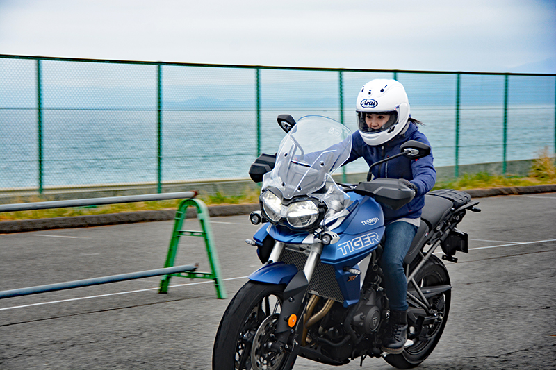 輸入二輪車試乗会 TEST RIDE EVENT IN OISO part.2