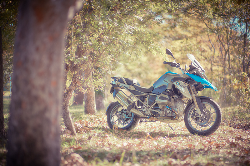 BMW R1200GS ~最新バイクインプレッション~(5)